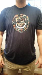 Example this is my Threadless Limited Artist Edition t-shirt By @nopattern